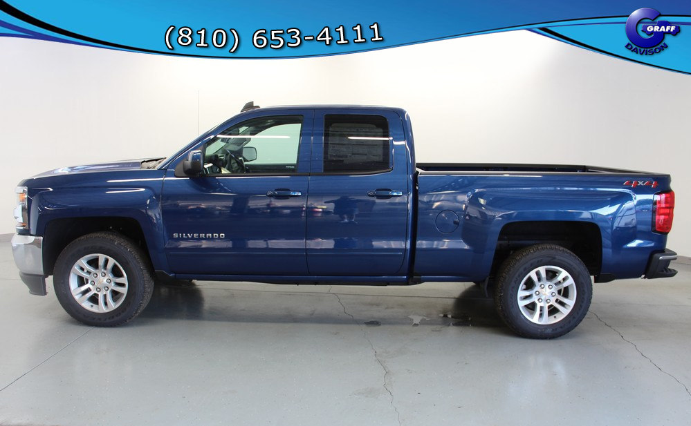 2018 Silverado 1500 Double Cab 4x4, Pickup #6-10642 - photo 28