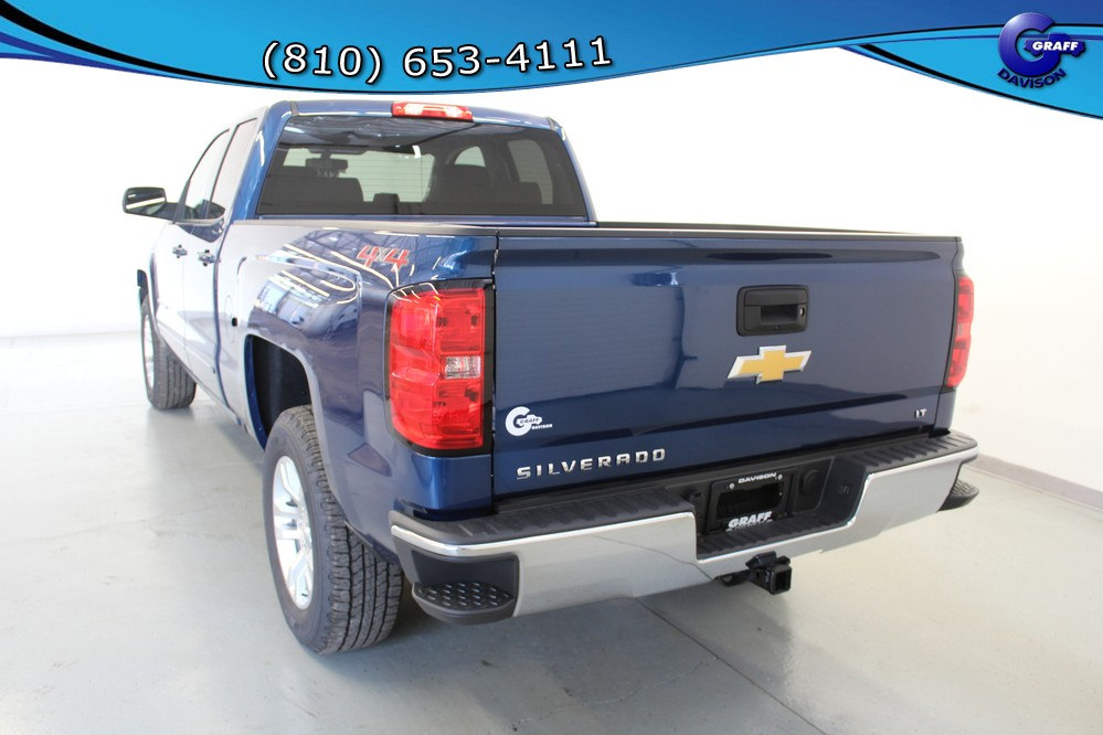 2018 Silverado 1500 Double Cab 4x4, Pickup #6-10642 - photo 2