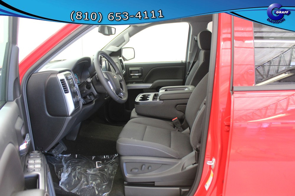2018 Silverado 1500 Double Cab 4x4, Pickup #6-10666 - photo 4