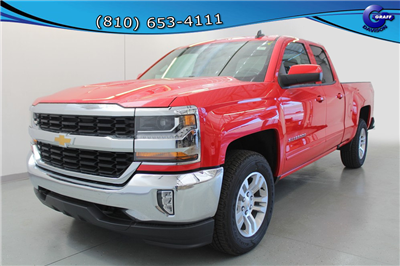 2018 Silverado 1500 Double Cab 4x4, Pickup #6-10666 - photo 1