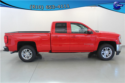 2018 Silverado 1500 Double Cab 4x4, Pickup #6-10666 - photo 5