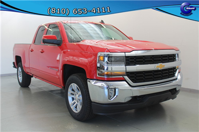 2018 Silverado 1500 Double Cab 4x4, Pickup #6-10666 - photo 6