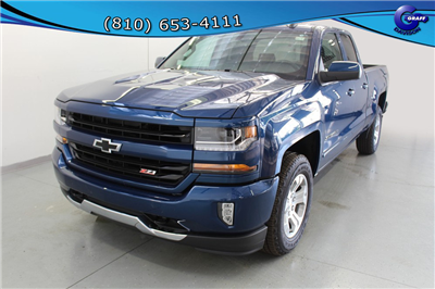 2018 Silverado 1500 Double Cab 4x4, Pickup #6-10690 - photo 1