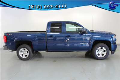2018 Silverado 1500 Double Cab 4x4, Pickup #6-10690 - photo 31