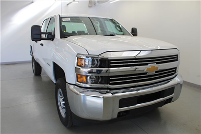 2018 Silverado 2500 Crew Cab 4x4 Pickup #6-10784 - photo 7