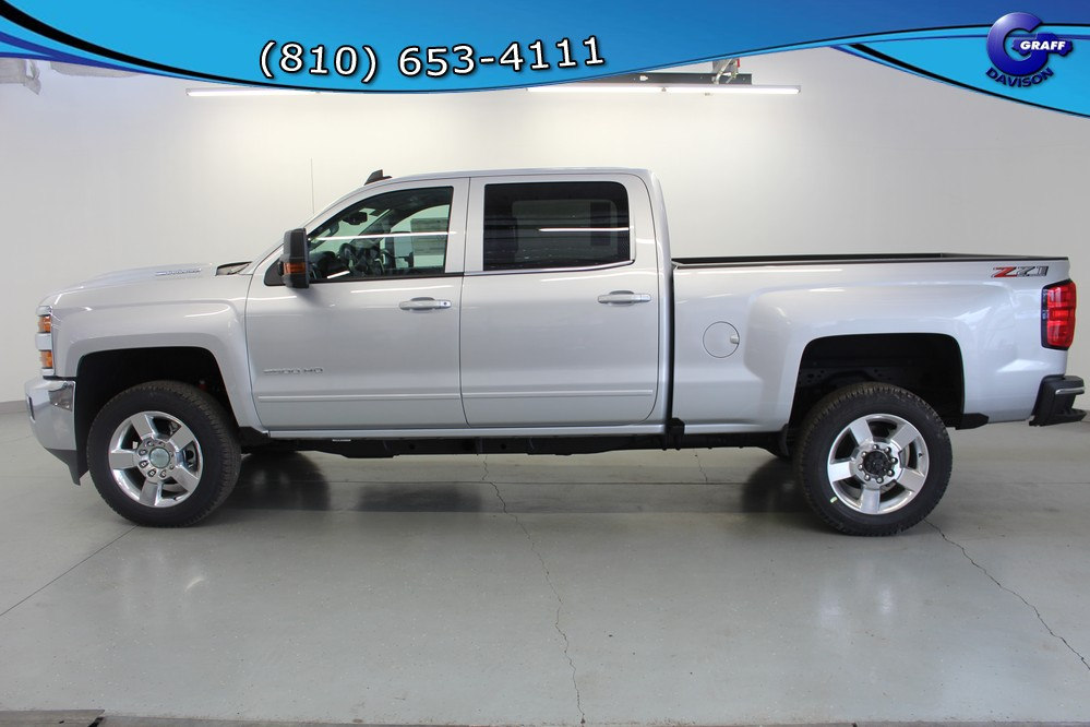 2018 Silverado 2500 Crew Cab 4x4, Pickup #6-10785 - photo 3