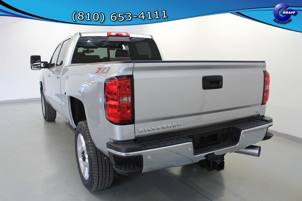2018 Silverado 2500 Crew Cab 4x4, Pickup #6-10785 - photo 2