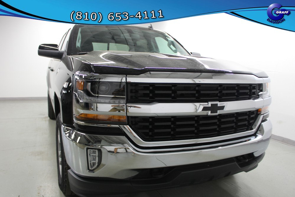 2018 Silverado 1500 Crew Cab 4x4 Pickup #6-10995 - photo 8