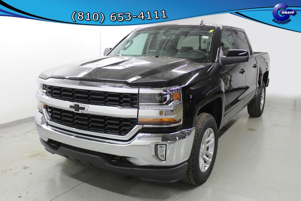 2018 Silverado 1500 Crew Cab 4x4 Pickup #6-10995 - photo 1