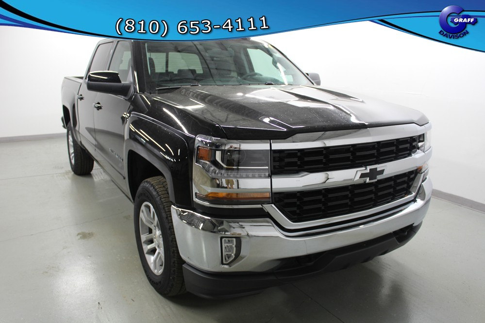 2018 Silverado 1500 Crew Cab 4x4 Pickup #6-10995 - photo 7