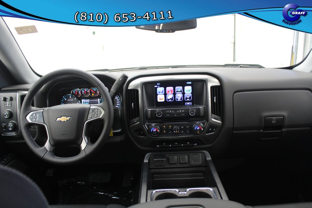 2018 Silverado 1500 Extended Cab 4x4 Pickup #6-11279 - photo 11