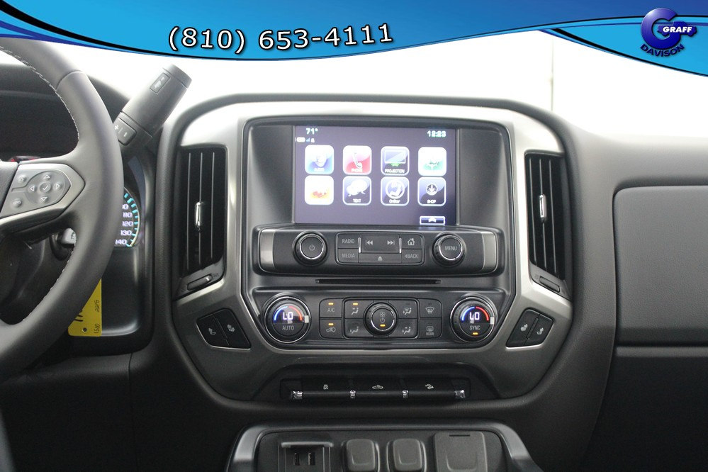2018 Silverado 1500 Extended Cab 4x4 Pickup #6-11279 - photo 12