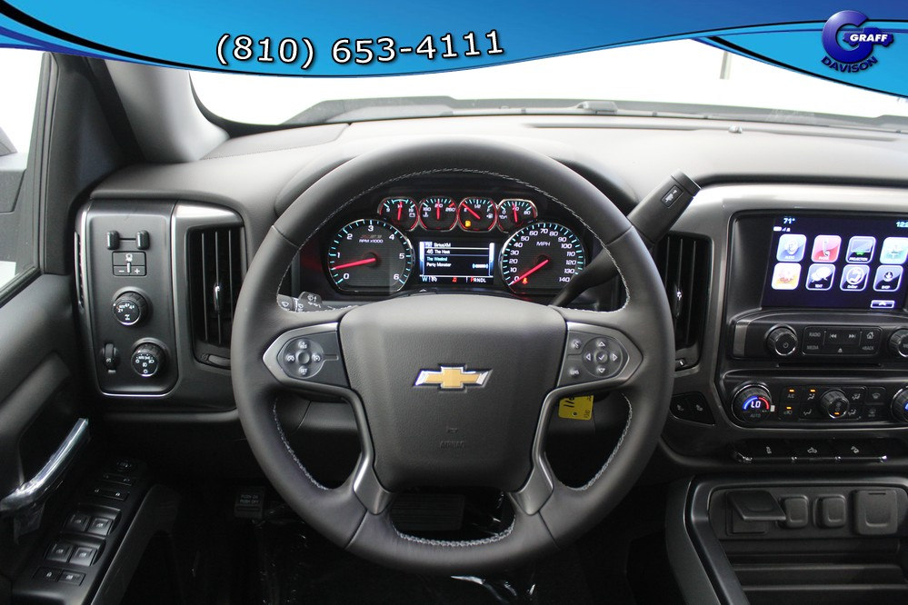 2018 Silverado 1500 Extended Cab 4x4 Pickup #6-11279 - photo 13