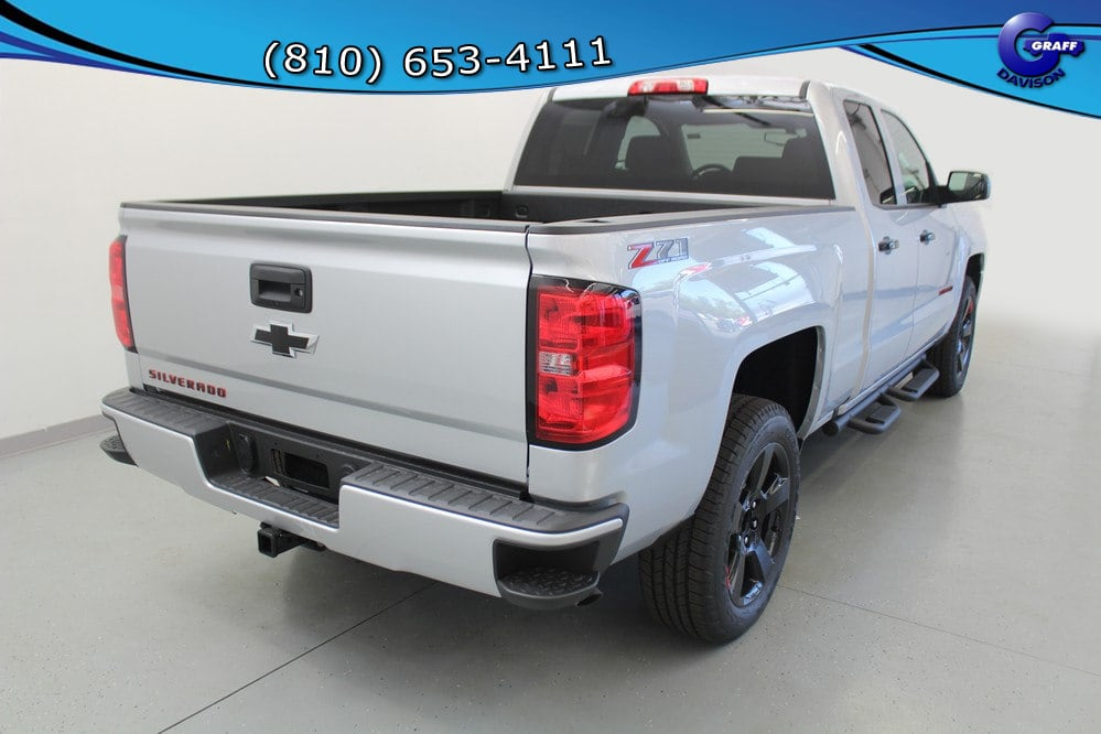 2018 Silverado 1500 Extended Cab 4x4 Pickup #6-11279 - photo 21