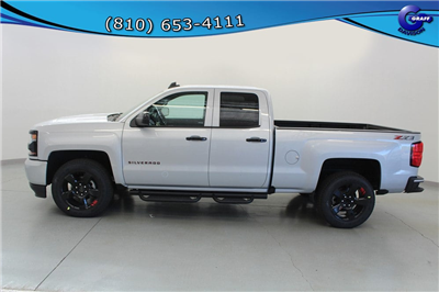 2018 Silverado 1500 Extended Cab 4x4 Pickup #6-11279 - photo 20