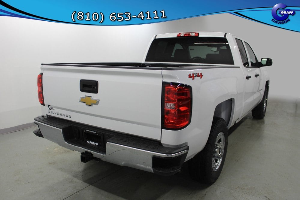 2018 Silverado 1500 Double Cab 4x4, Pickup #6-11549 - photo 30