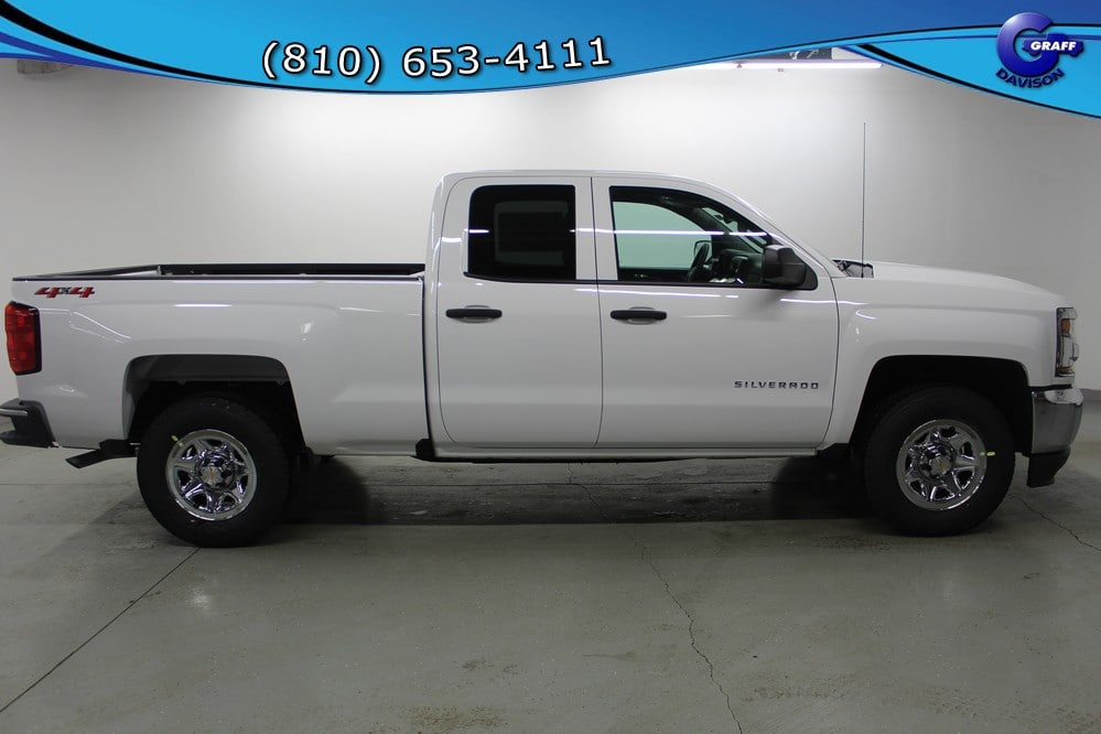 2018 Silverado 1500 Double Cab 4x4, Pickup #6-11549 - photo 6
