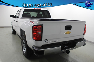 2018 Silverado 1500 Double Cab 4x4, Pickup #6-11549 - photo 2
