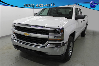 2018 Silverado 1500 Double Cab 4x4, Pickup #6-11549 - photo 1