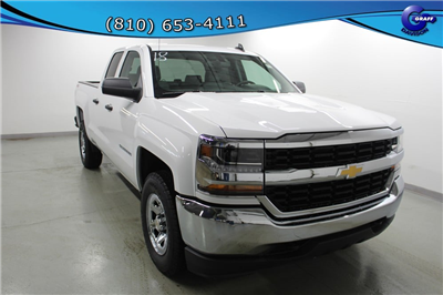 2018 Silverado 1500 Double Cab 4x4, Pickup #6-11549 - photo 7