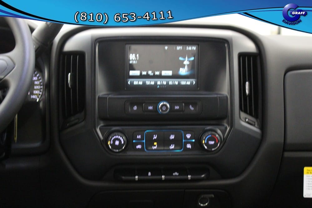 2018 Silverado 1500 Double Cab 4x4, Pickup #6-11556 - photo 14