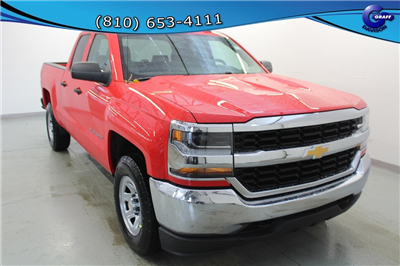 2018 Silverado 1500 Double Cab 4x4, Pickup #6-11556 - photo 12