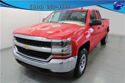 2018 Silverado 1500 Double Cab 4x4, Pickup #6-11556 - photo 1