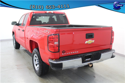 2018 Silverado 1500 Double Cab 4x4, Pickup #6-11556 - photo 2