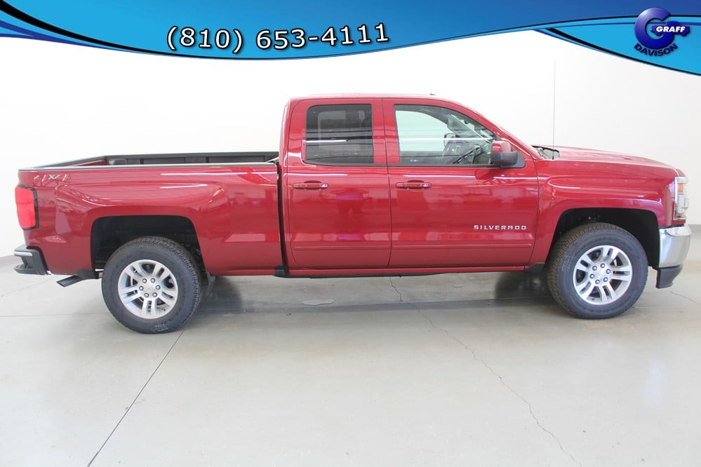 2018 Silverado 1500 Double Cab 4x4, Pickup #6-11713 - photo 12