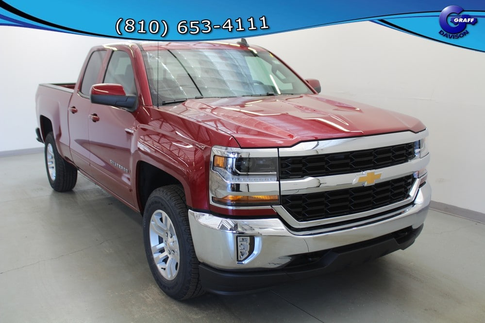 2018 Silverado 1500 Double Cab 4x4, Pickup #6-11713 - photo 13