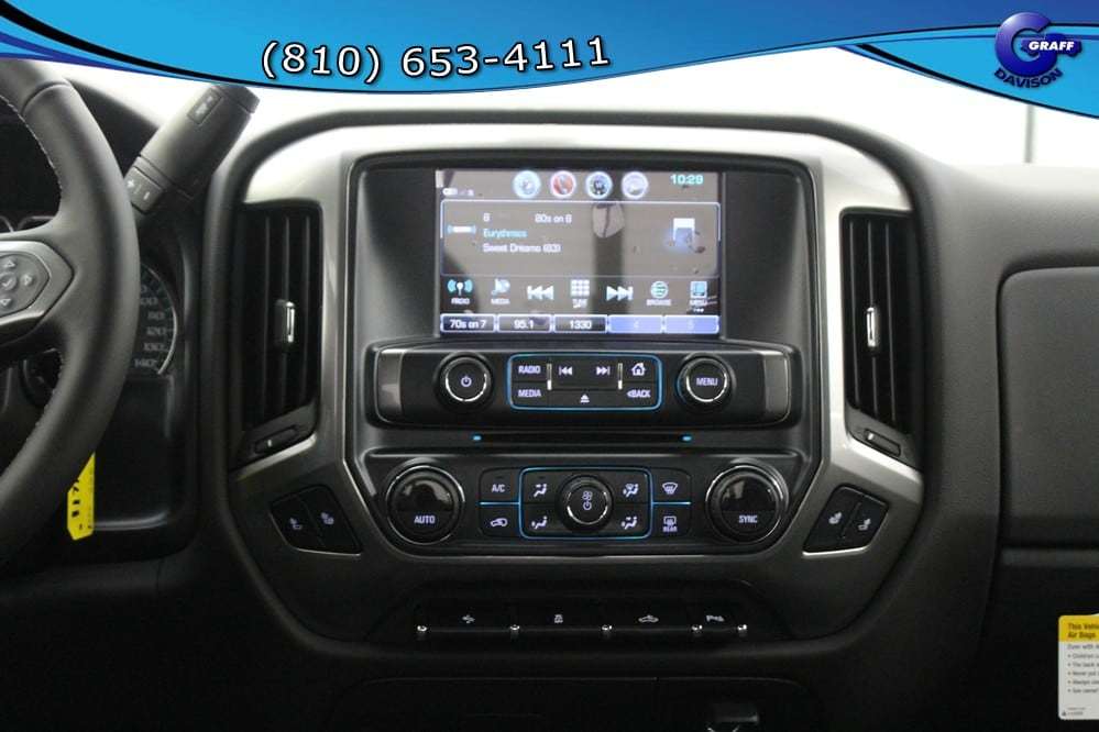 2018 Silverado 1500 Double Cab 4x4, Pickup #6-11713 - photo 15
