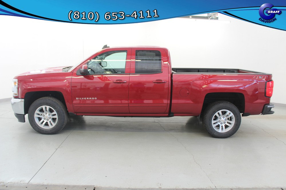 2018 Silverado 1500 Double Cab 4x4, Pickup #6-11713 - photo 3
