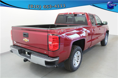 2018 Silverado 1500 Double Cab 4x4, Pickup #6-11713 - photo 21