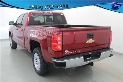 2018 Silverado 1500 Double Cab 4x4, Pickup #6-11713 - photo 2