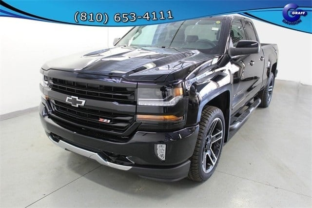 2018 Silverado 1500 Double Cab 4x4,  Pickup #6-11737 - photo 1
