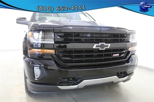 2018 Silverado 1500 Double Cab 4x4,  Pickup #6-11737 - photo 7