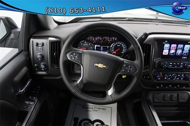 2018 Silverado 1500 Double Cab 4x4,  Pickup #6-11737 - photo 17