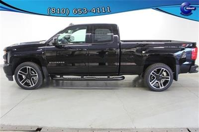 2018 Silverado 1500 Double Cab 4x4,  Pickup #6-11737 - photo 3