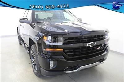 2018 Silverado 1500 Double Cab 4x4,  Pickup #6-11737 - photo 6