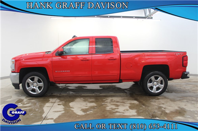 2018 Silverado 1500 Double Cab 4x4,  Pickup #6-12222 - photo 3