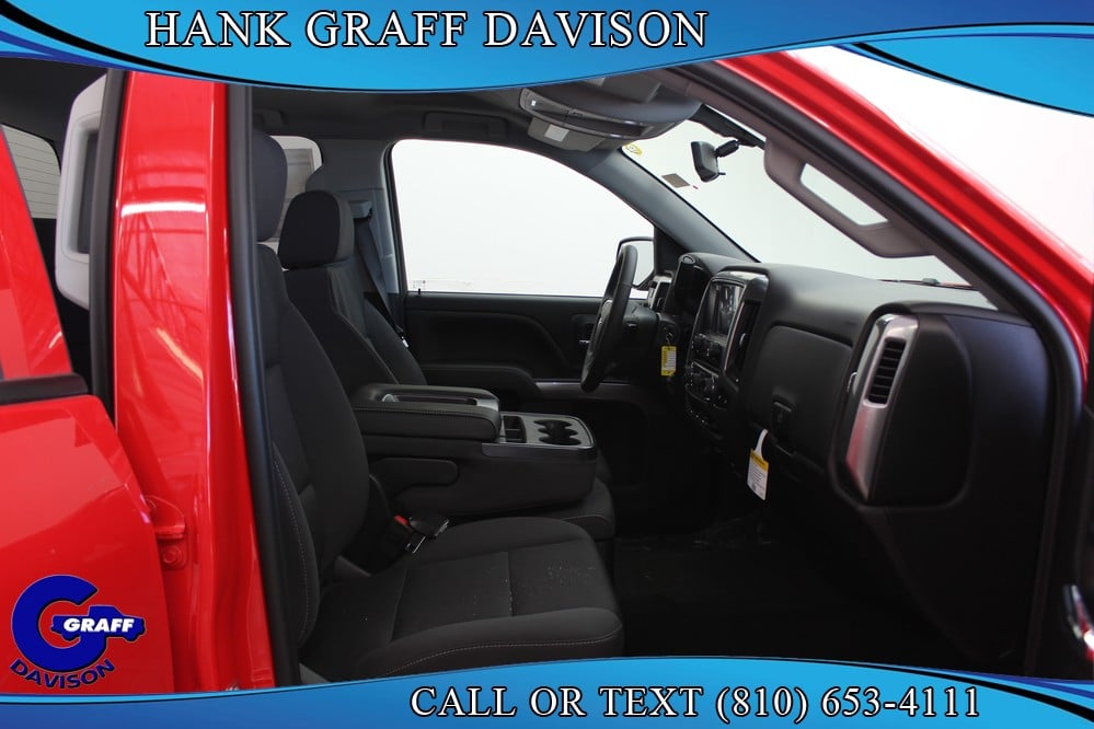 2018 Silverado 1500 Double Cab 4x4,  Pickup #6-12237 - photo 8