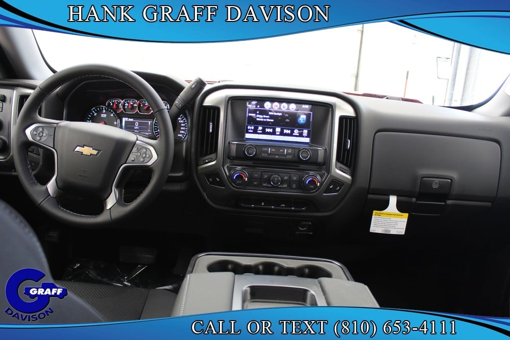 2018 Silverado 1500 Double Cab 4x4,  Pickup #6-12237 - photo 15