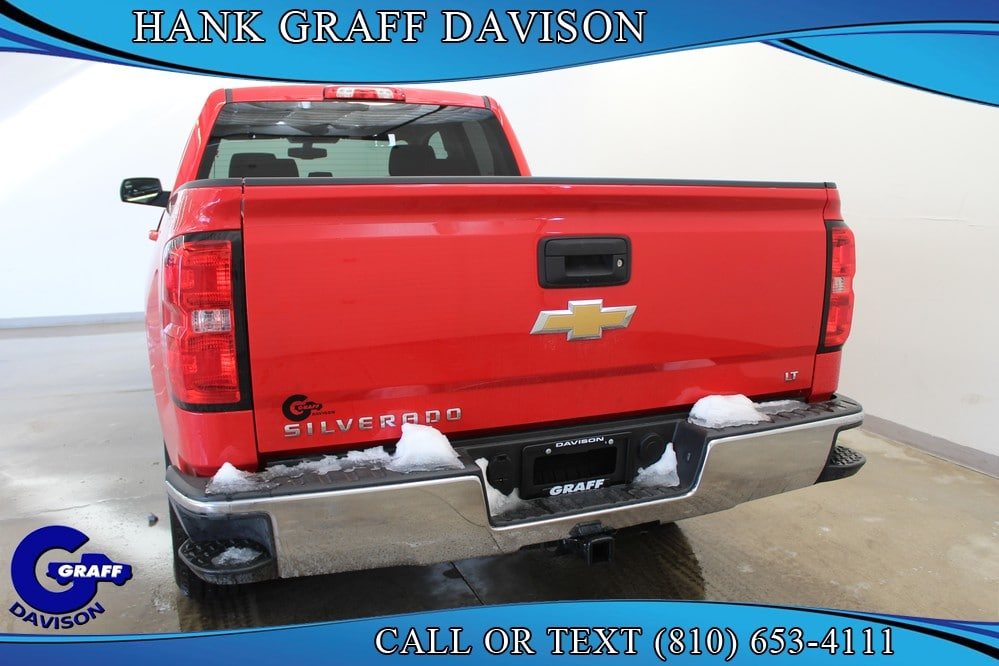 2018 Silverado 1500 Double Cab 4x4,  Pickup #6-12237 - photo 4
