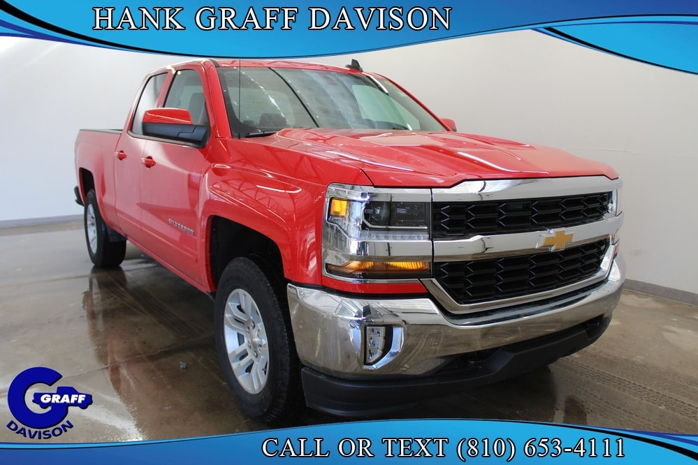 2018 Silverado 1500 Double Cab 4x4,  Pickup #6-12237 - photo 6