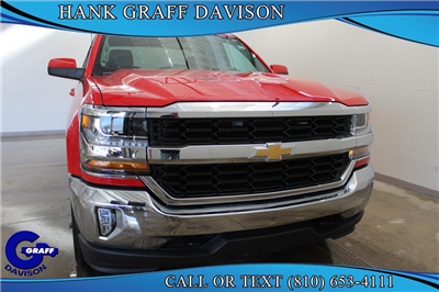 2018 Silverado 1500 Double Cab 4x4,  Pickup #6-12237 - photo 7