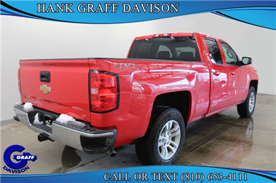 2018 Silverado 1500 Double Cab 4x4,  Pickup #6-12237 - photo 25