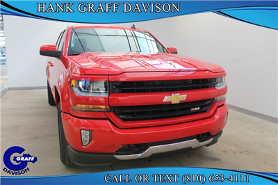 2018 Silverado 1500 Double Cab 4x4, Pickup #6-12251 - photo 7