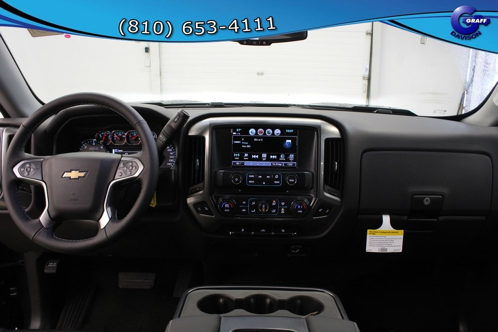 2018 Silverado 1500 Double Cab 4x4, Pickup #6-12259 - photo 14