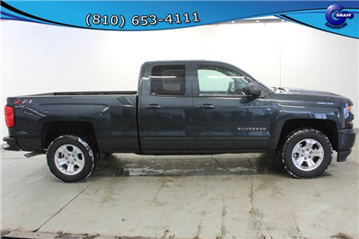 2018 Silverado 1500 Double Cab 4x4, Pickup #6-12259 - photo 7