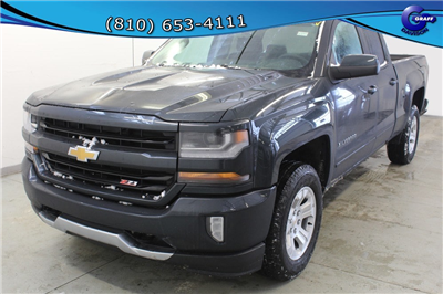2018 Silverado 1500 Double Cab 4x4, Pickup #6-12259 - photo 1